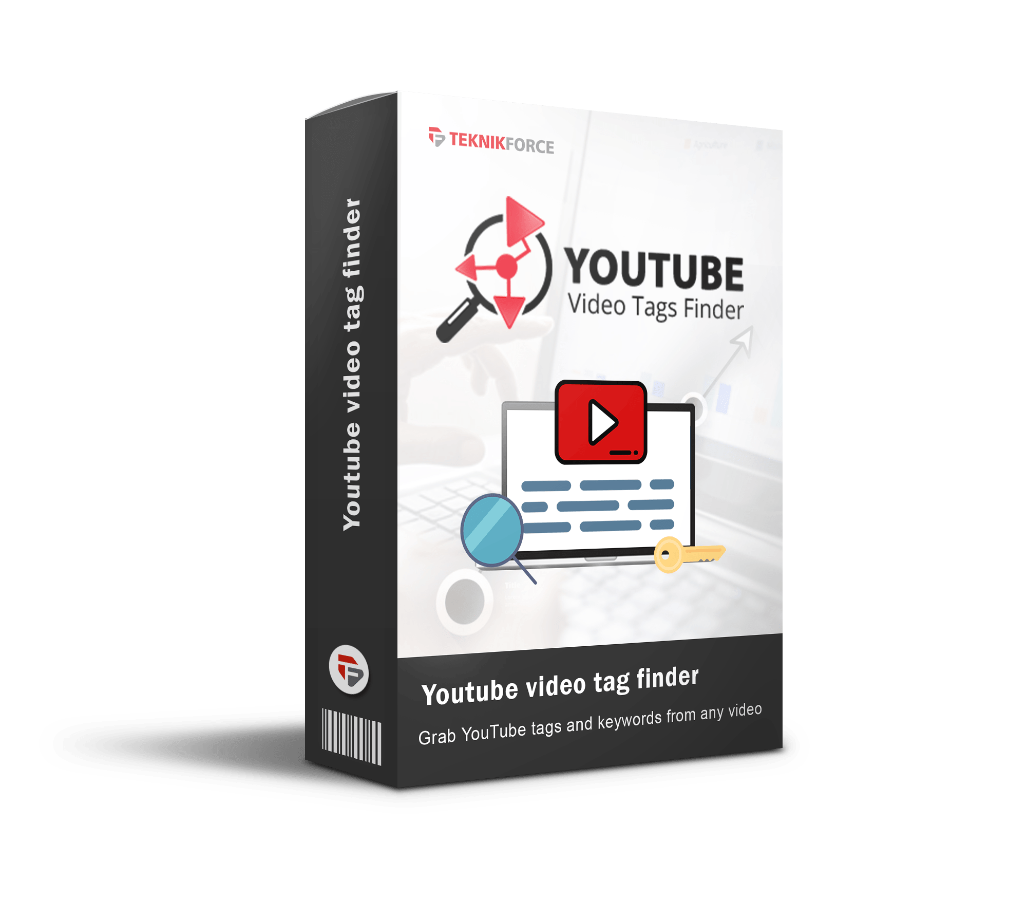 YouTube Video Tags Finder